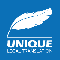 Unique Legal Translation